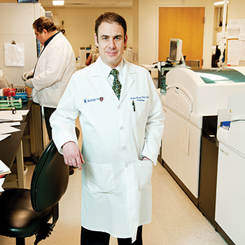 "Procalcitonin should be viewed as a complementary test, not as a competitor to testing of lactate, Dr. Stefan Riedel says. ""Both laboratory tests are important for the diagnosis and management of patients with symptoms suggestive of sepsis."""