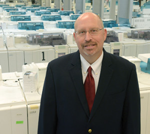 """LabCorp is taking steps to make clinicians aware of the potential for biotin interference in immunoassays, says Dr. André Valcour. """"We are being proactive to get the issue out in the forefront."""""""