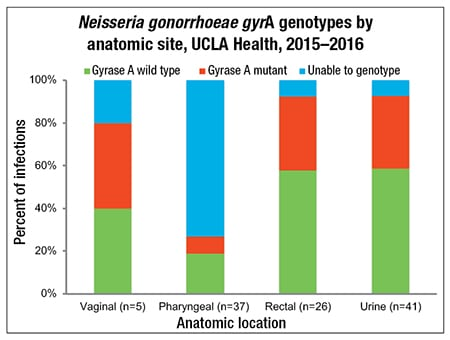 Study gauges impact of genotyping on gonorrhea treatment | CAP TODAY